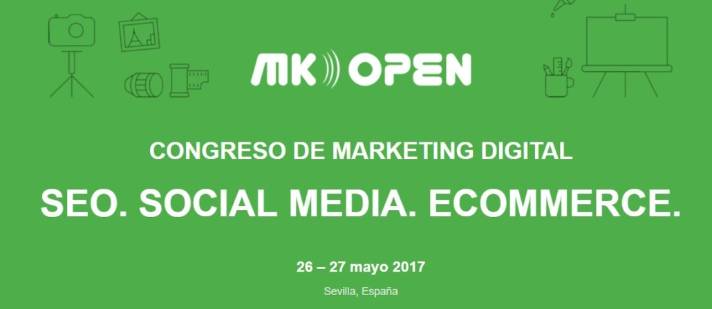 MK Open sevilla mayo marketing digital redes sociales
