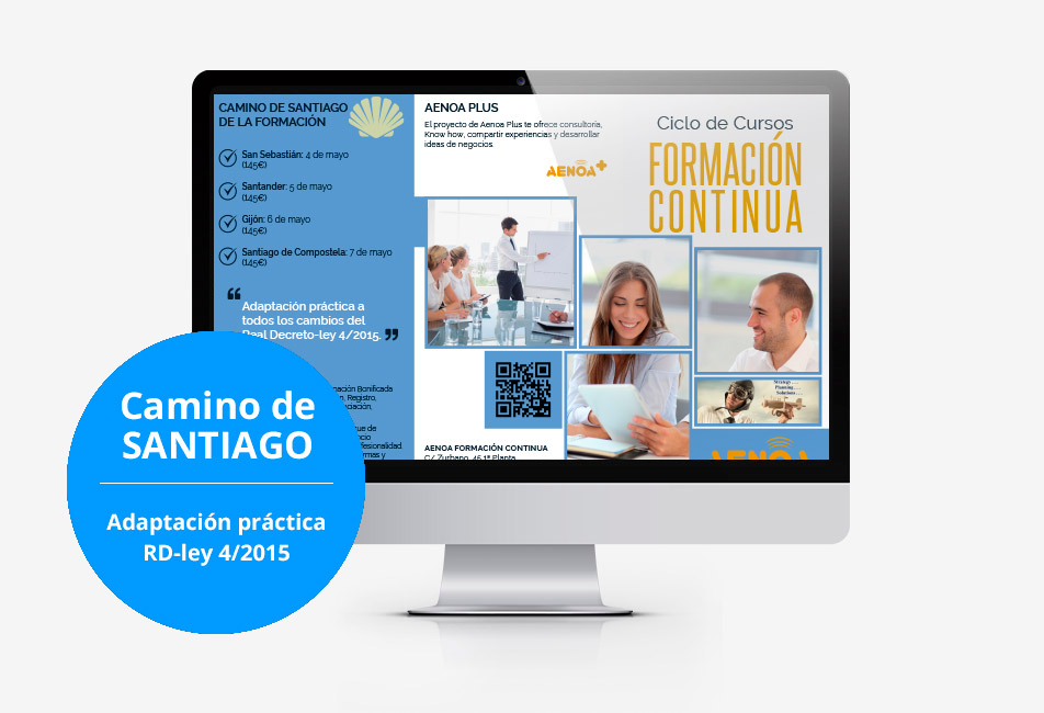 Ciclo de cursos Camino de Santiago