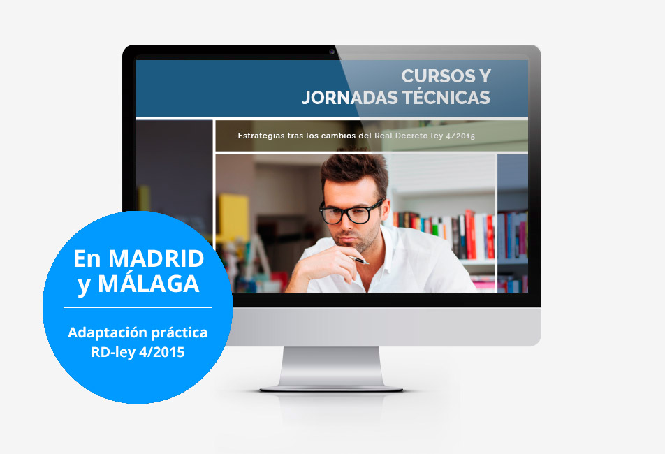 cursos en Madrid y Málaga