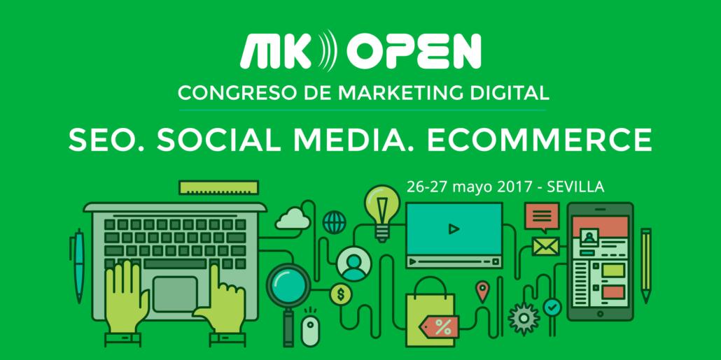 mkopen congreso marketing digital sevilla
