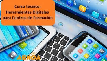 Curso Técnico: Herramientas Digitales para Centros de Formación.
