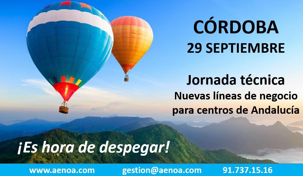 Córdoba formación programada nuevas líneas de negocio