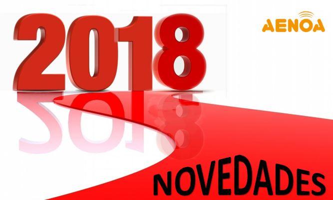 Novedades del aplicativo de Fundae para el año 2018.