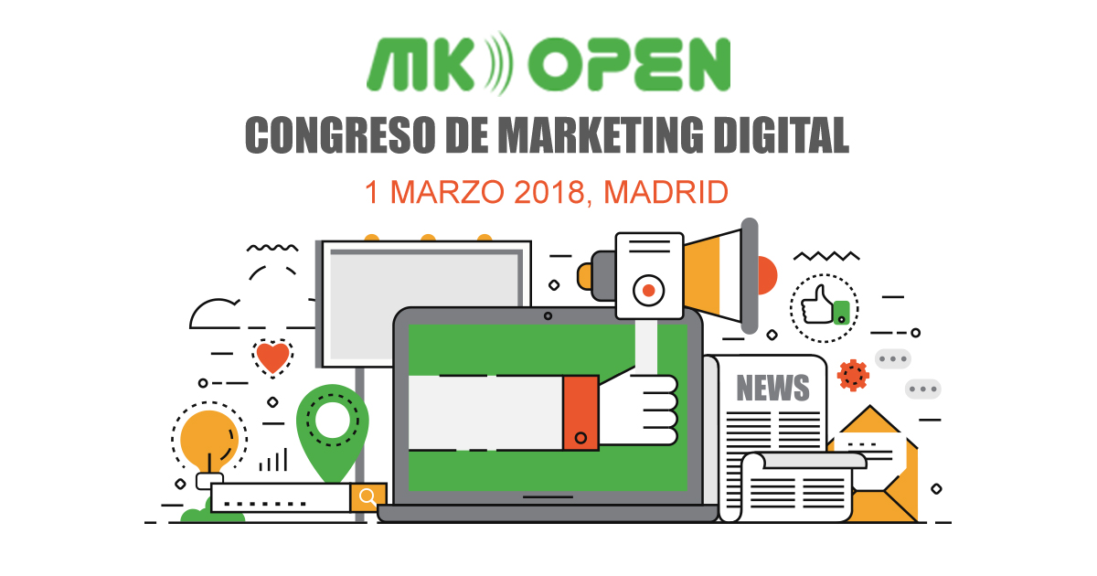 congreso mkopen madrid marketing digital