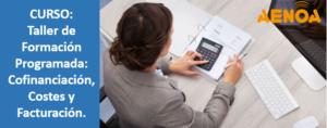 taller costes facturacion cofinanciacion formacion programada congreso madrid