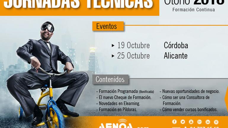 Curso técnico de Formación Programada. Alicante.