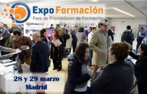 Expoformacion aenoa marzo madrid