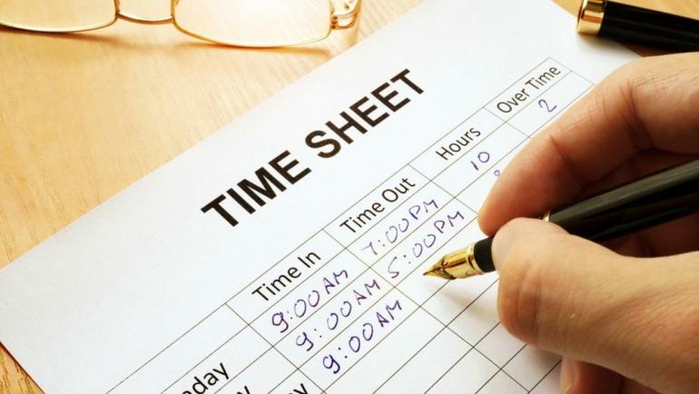 El Registro Horario en el Convenio colectivo de enseñanza y formación no reglada.
