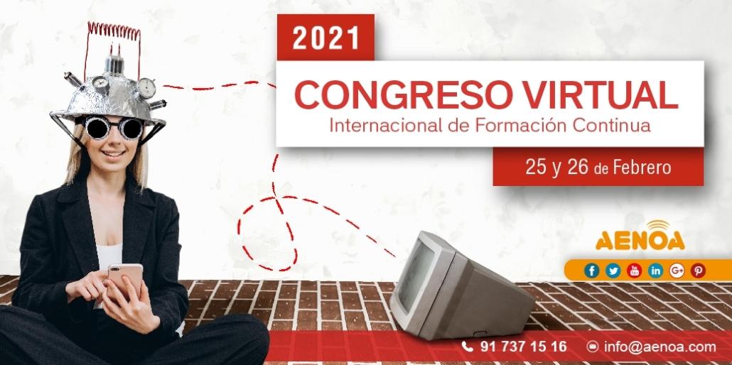 congreso formacion virtual aenoa