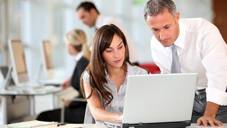 La comunicación de finalización de los cursos de formación bonificada.